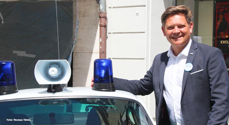 Oberbürgermeisterwahl: Interview mit dem CSU-Kreisvorsitzenden Alfred Grob (MdL)