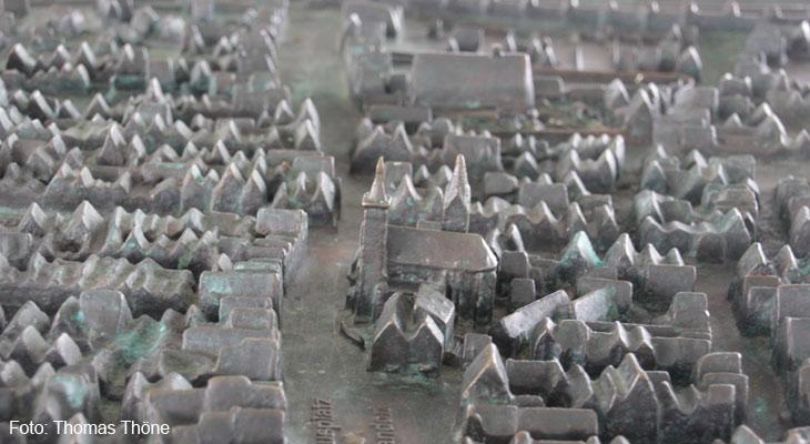 Grüne Dächer - Test auf Gebäuden der COM-IN und Stadtwerke