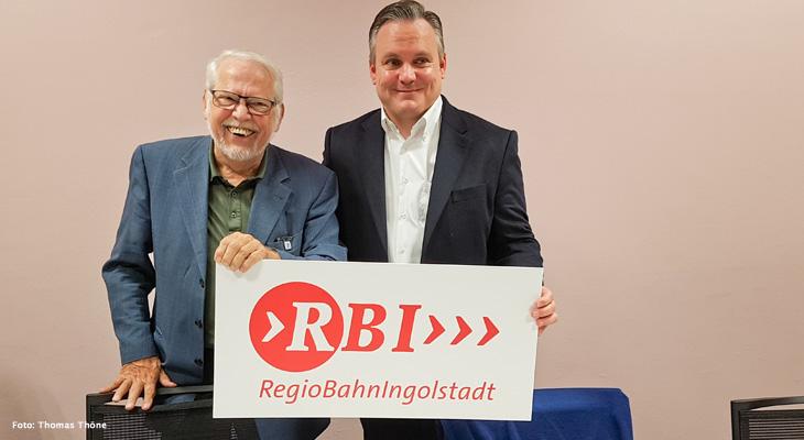 SPD denkt in die Zukunft - Konzept Regio Bahn Ingolstadt vorgestellt