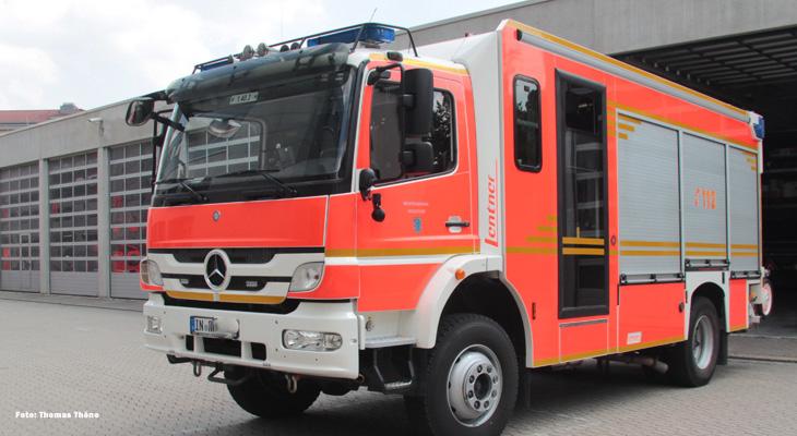 Ingolstadt: Brandalarm in der Beckerstraße und Gasgeruch in einer Wohnung