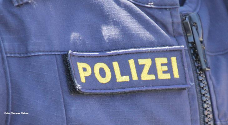 Falsche Polizeibeamte