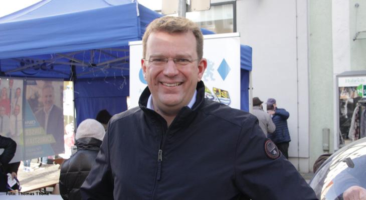 Reinhard Brandl stellvertretender Vorsitzender der CSU Oberbayern