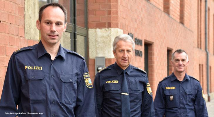 Klaus Hofbeck neuer Vize der Polizeiinspektion Ingolstadt