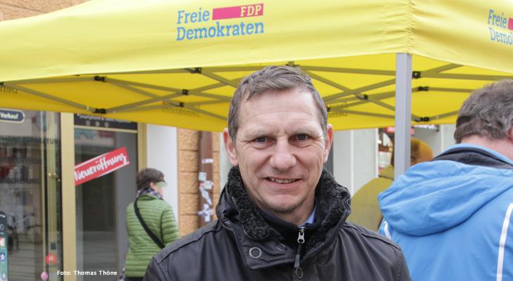 Gespräch mit Stadtrat Karl Ettinger (FDP) zur Kommunalwahl und zum Brexit