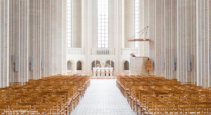 Kirche ohne Gottesdienst - Interview mit Dekan Thomas Schwarz