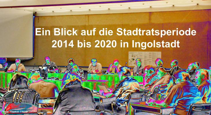 FW-Fraktionsvorsitzender Peter Springl zur Stadtratsperiode 2014 bis 2020 (Teil 1)